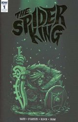 IDW Publishing's The Spider King Issue # 1comicspro