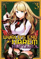 Seven Seas Entertainment's World's End: Harem - Fantasia  Soft Cover # 3