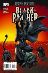 Marvel Comics's Black Panther Issue # 3