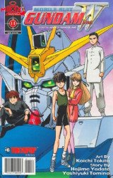 TokyoPop/Mixx's Gundam Wing Issue # 11