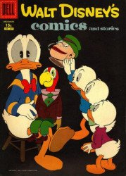 Dell Publishing Co.'s Walt Disney's Comics and Stories Issue # 207b