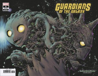 Marvel Comics's Guardians of the Galaxy Issue # 9b