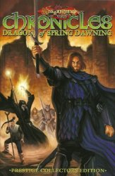 Devil's Due Publishing's Dragonlance Chronicles: Dragons of Spring Dawning Issue # 12b