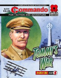 D.C. Thomson & Co.'s Commando: For Action and Adventure Issue # 5181