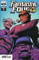 Marvel Comics's Fantastic Four Issue # 18b