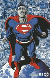DC Comics's Superman: Red & Blue Issue # 2b