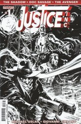 Dynamite Entertainment's Justice Inc Issue # 1f