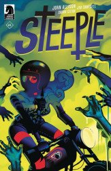 Dark Horse Comics's Steeple Issue # 5b