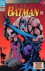 DC Comics's Batman Issue # 498
