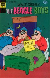 Gold Key's Beagle Boys Issue # 34whitman