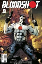 Valiant Entertainment's Bloodshot Issue # 9d