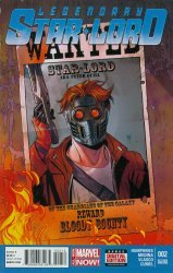 Marvel's The Legendary Star-Lord Issue # 2c