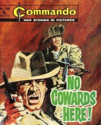 D.C. Thomson & Co.'s Commando: War Stories in Pictures Issue # 1189