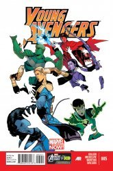 Marvel's Young Avengers Issue # 5