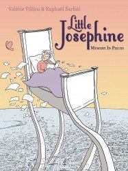 Humanoids Publishing's Little Josephine: Memory In Pieces TPB # 1