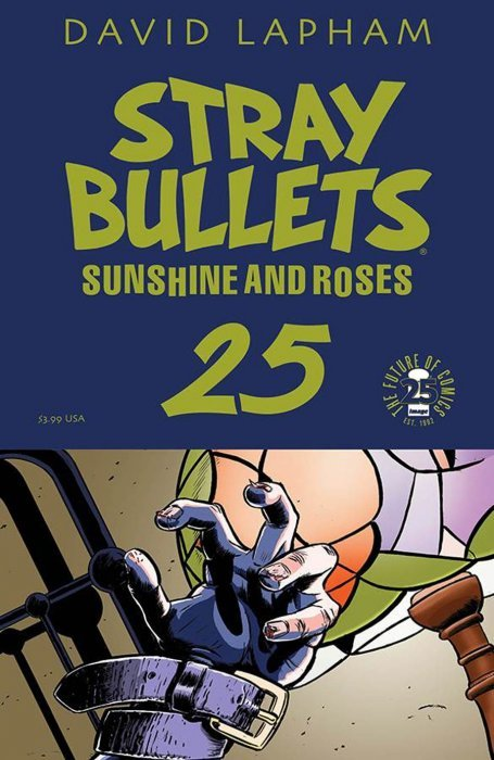 Image Comicss Stray Bullets Sunshine And Roses Issue 25