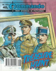 D.C. Thomson & Co.'s Commando: War Stories in Pictures Issue # 2578