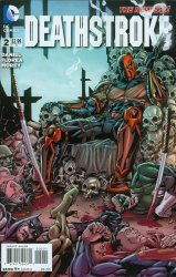 DC Comics's Deathstroke Issue # 2b