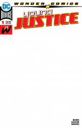 DC Comics's Young Justice Issue # 1h