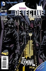 DC Comics's Detective Comics Issue # 35d