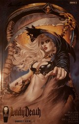 Coffin Comics's Lady Death: Unholy Ruin Issue # 1h