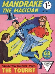 L. Miller & Son's Mandrake the Magician Issue # 11