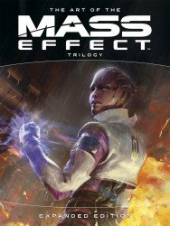 Dark Horse Comics's Art of the Mass Effect Trilogy Hard Cover # 1