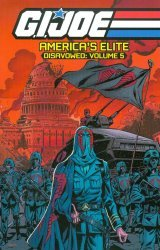 IDW Publishing's G.I. Joe: America's Elite - Disavowed  TPB # 5