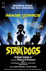 Image Comics's Stray Dogs Issue # 4b