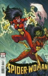 Marvel Comics's Spider-Woman Issue # 1p