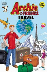 Archie Comics Group's Archie & Friends: Travel Issue # 1