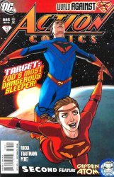 DC Comics's Action Comics Issue # 883