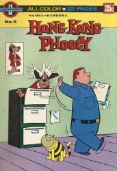 K.G. Murray Publishers's Hong Kong Phooey Issue # 5