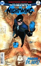 DC Comics's Nightwing Issue # 19