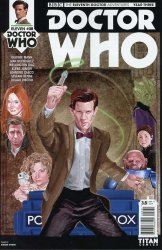 Titan Comics's Doctor Who: 11th Doctor - Year Three Issue # 8c