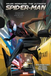 Marvel Comics's Miles Morales: Ultimate Spider-Man Omnibus Hard Cover # 1-2nd print