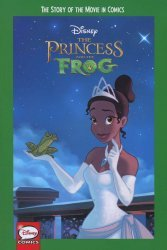 Joe Books's Disney The Princess And The Frog: The Story Of The Movie In Comics Soft Cover # 1