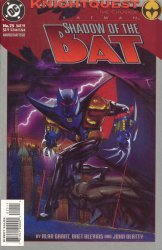 DC Comics's Batman: Shadow of the Bat Issue # 25