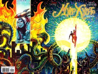 Bongo Comics's Mylo Xyloto Comics Issue # 4