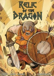IDW Publishing's Relic of the Dragon Hard Cover # 1