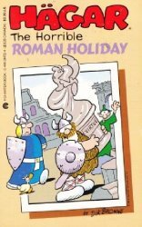 Charter Books's Hagar the Horrible: Roman Holiday Soft Cover # 1