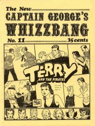 Memory Lane Publications's New Captain George's Whizzbang Issue # 11