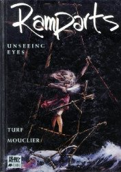 Heavy Metal's Ramparts: Unseeing Eyes Hard Cover # 1