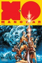 Valiant Entertainment's X-O Manowar Issue # 1h