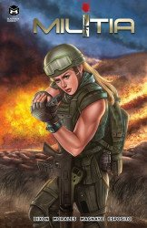 Blackbox Comics's Militia TPB # 1