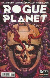 Oni Press's Rogue Planet Issue # 1