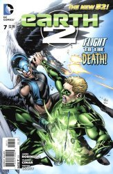 DC Comics's Earth 2 Issue # 7