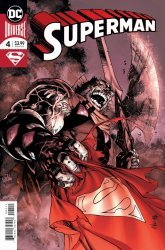 DC Comics's Superman Issue # 4