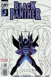 Marvel Comics's Black Panther Issue # 4