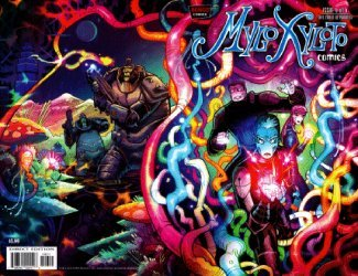 Bongo Comics's Mylo Xyloto Comics Issue # 6